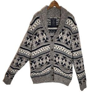 American Eagle Sweater Cardigan Size Large